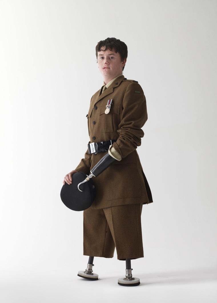 Rifleman Craig Wood, May 2011.