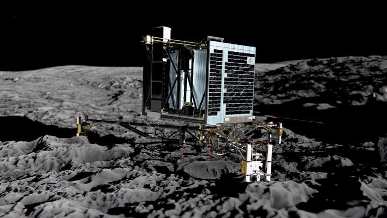 Image: SPACE-COMET-EUROPE-ROSETTA-FILES