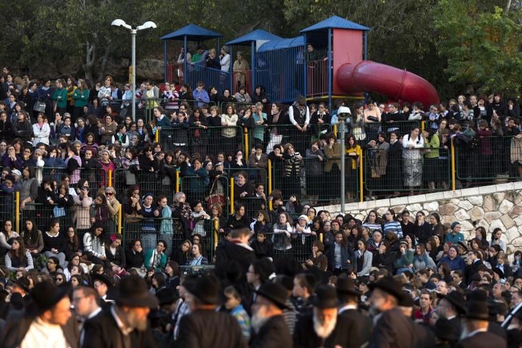 Image: Attack at synagogue in Jerusalem