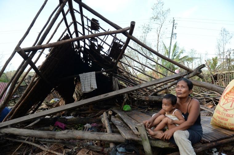 Image: PHILIPPINES-WEATHER-STORM