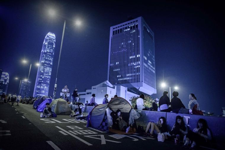Image: HONGKONG-CHINA-DEMOCRACY