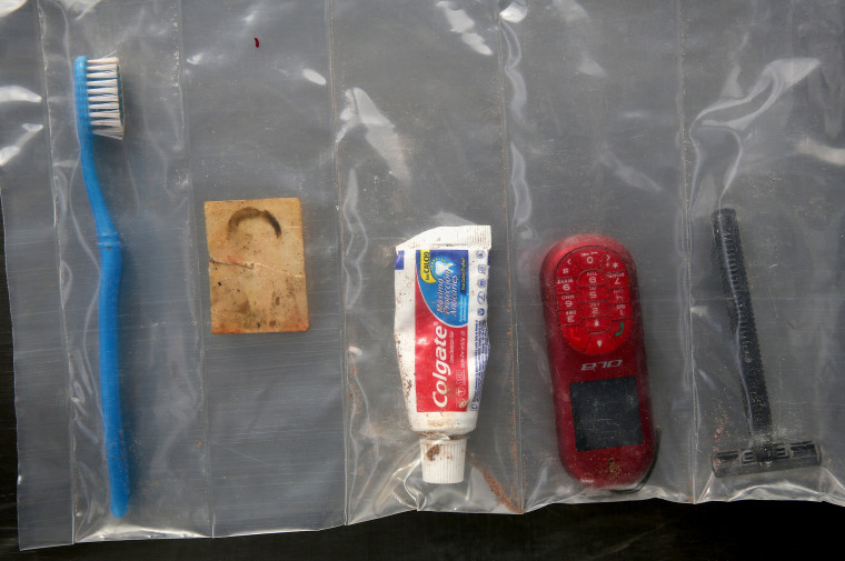Image: Forensics Workers Attempt To Identify Remains Of Immigrants Who Perished In Desert