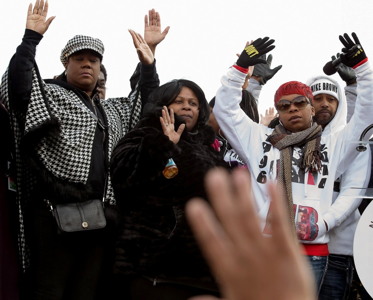 """Image: Sharpton Leads National """"Justice For All"""" March In Washington DC"""