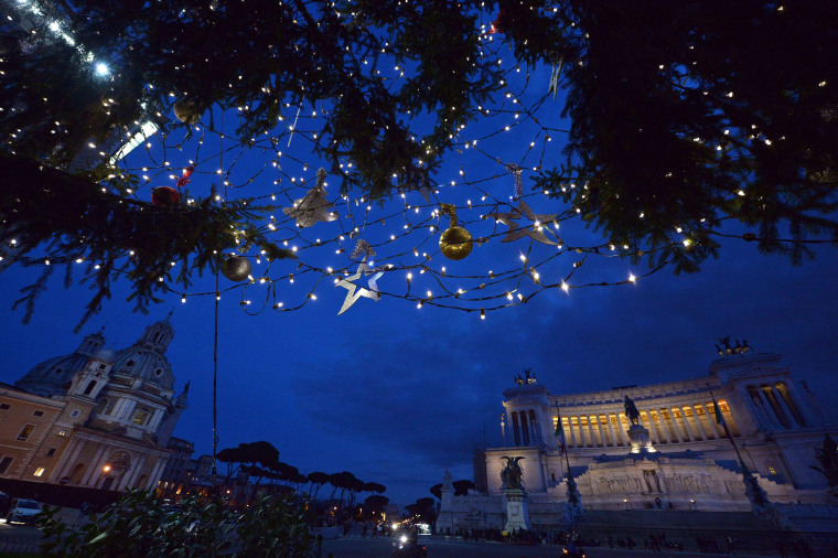 Image: ITALY-FEATURE-CHRISTMAS