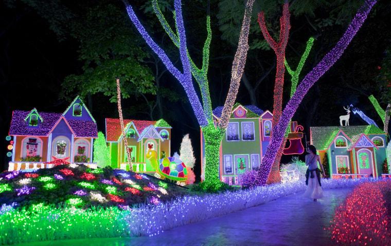 Image: Christmas in Santo Domingo