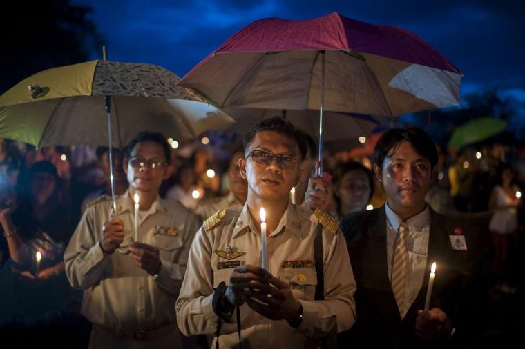 Image: *** BESTPIX *** Locals Commemorate The Deceased 10 Years After Indian Ocean Tsunami