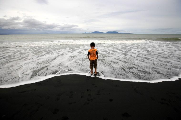 Image: Ten year anniversary tsunami
