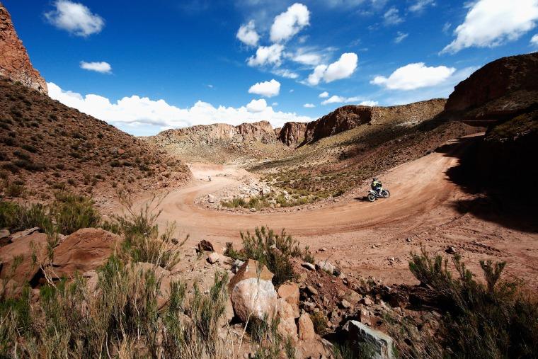 Image: 2015 Dakar Rally - Day Eleven