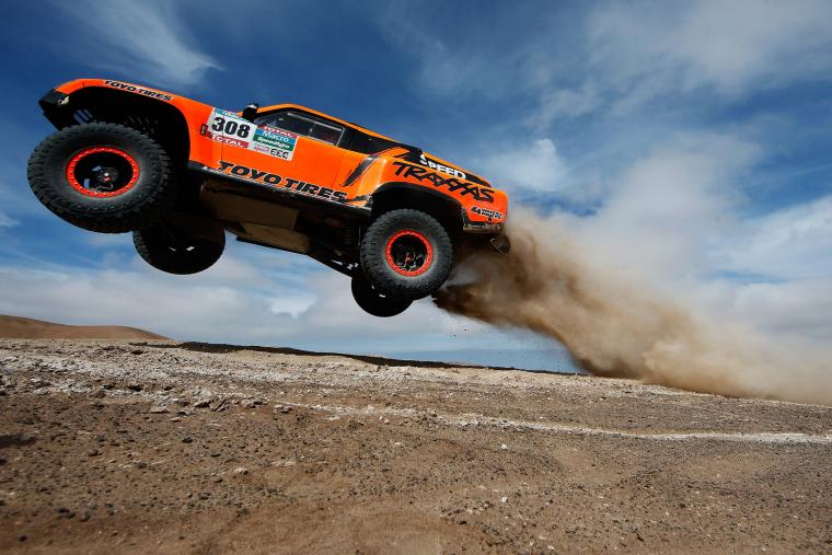 Image: 2015 Dakar Rally - Day Ten