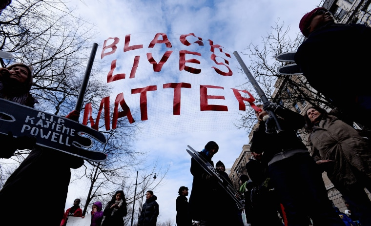 Image: Martin Luther King Jr. Day Rally against Police Brutality