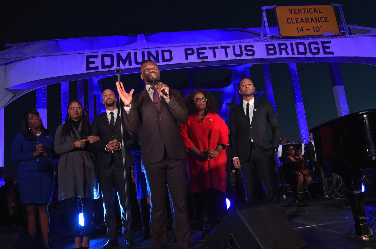 """Image: Paramount Pictures Presents """"Selma"""" In  Selma - Performance"""