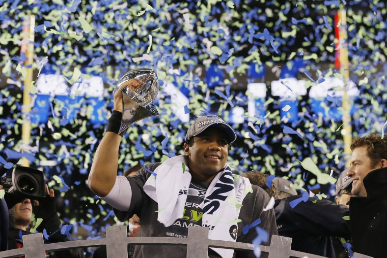 Image: Super Bowl XLVIII - Seattle Seahawks v Denver Broncos