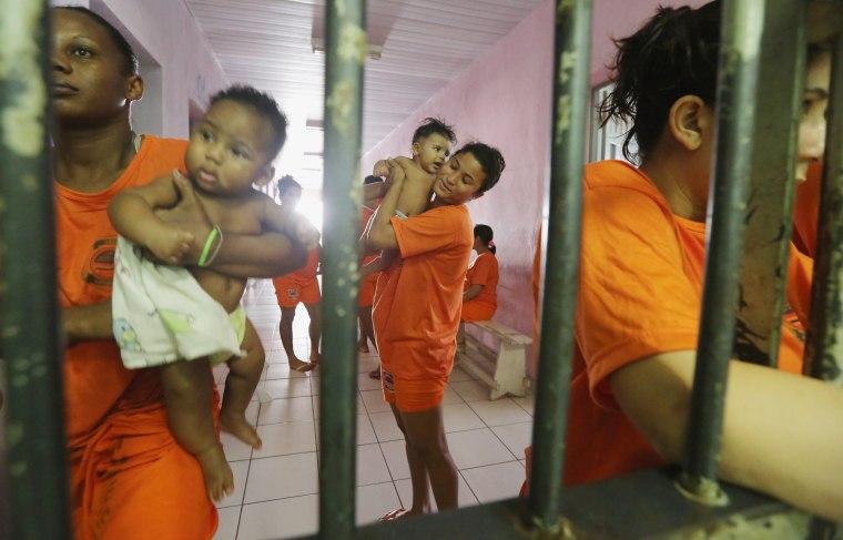 Image: Notorious Brazilian Prison Strives For Reform