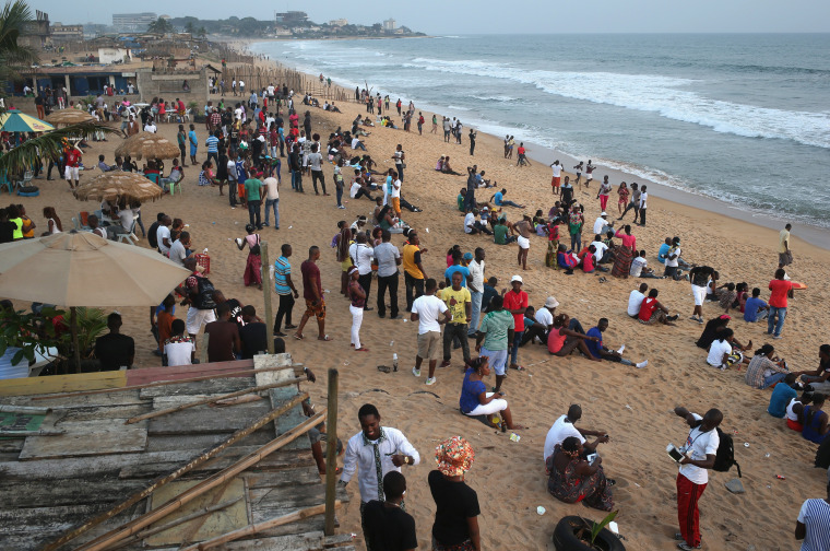 Image: Liberia Turns Towards Normalcy As Fight Continues To Eradicate Ebola