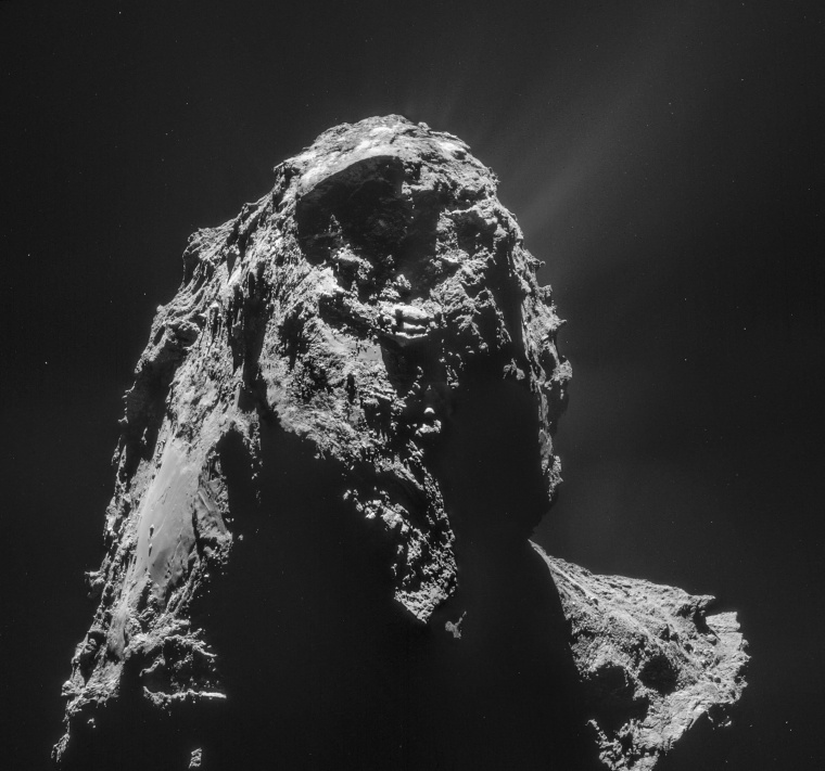 Image: New images from comet