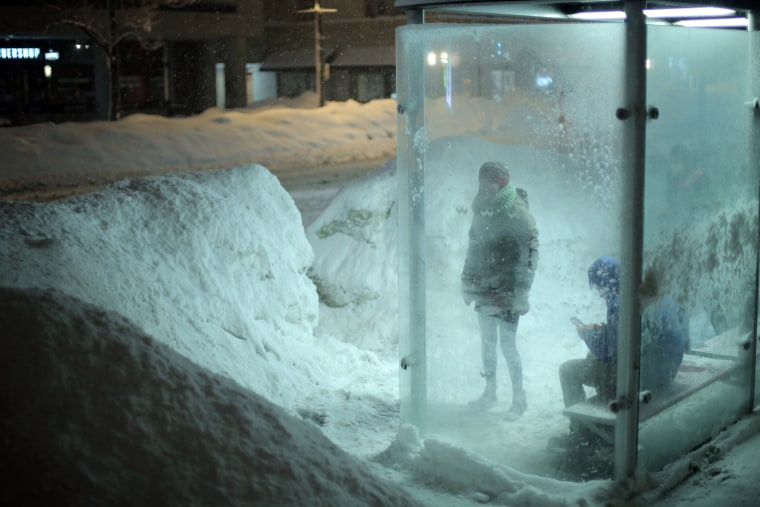 Image: snow