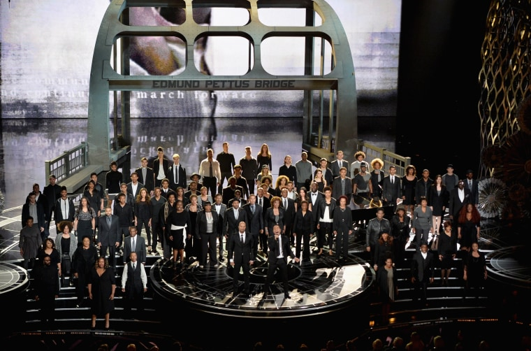 Image: 87th Annual Academy Awards - Show
