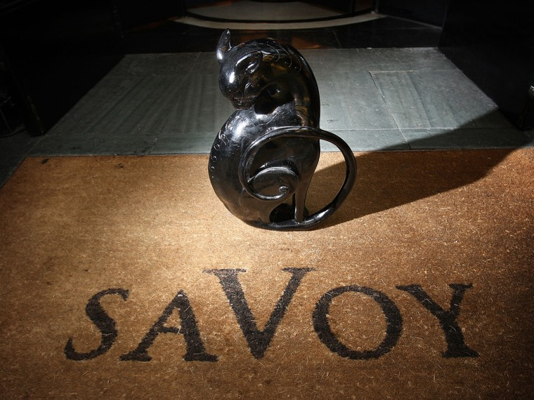 Savoy Hotel Contents To Be Auctioned Off
