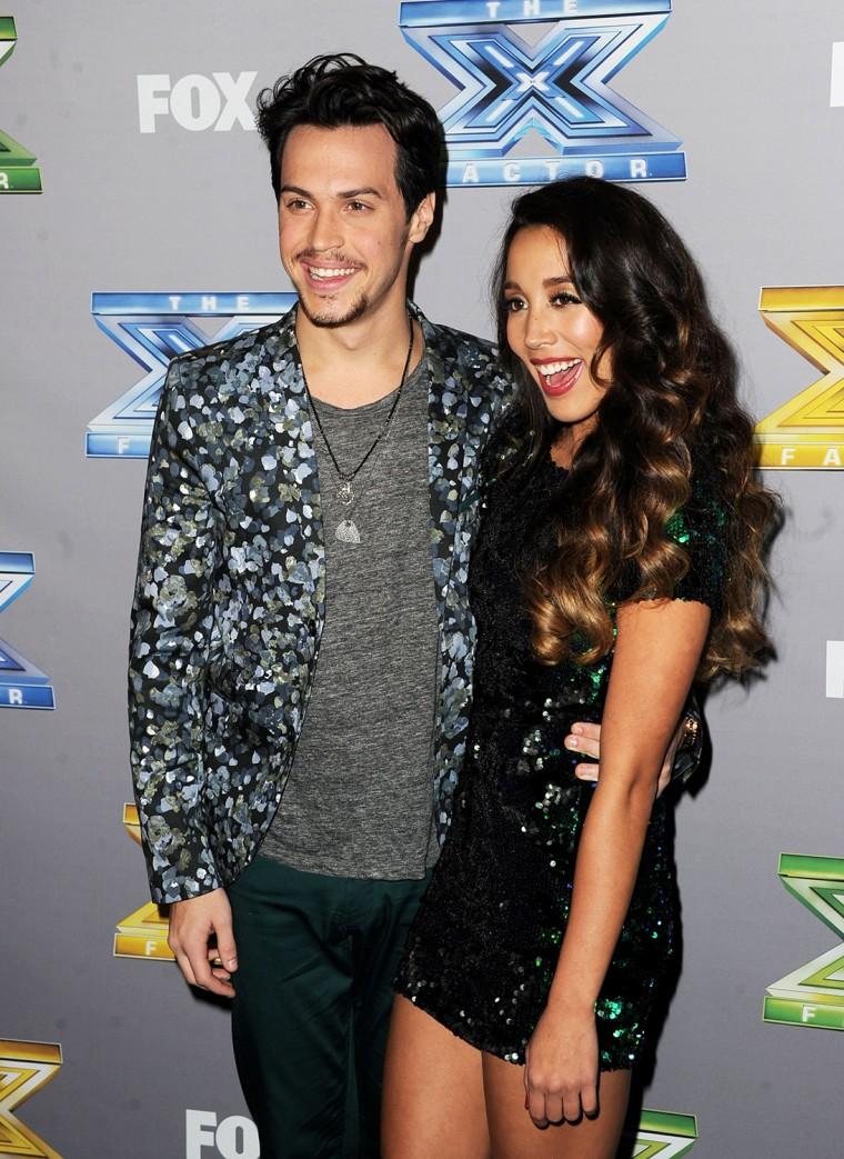 "Image: Fox's ""The X Factor"" Season Finale"