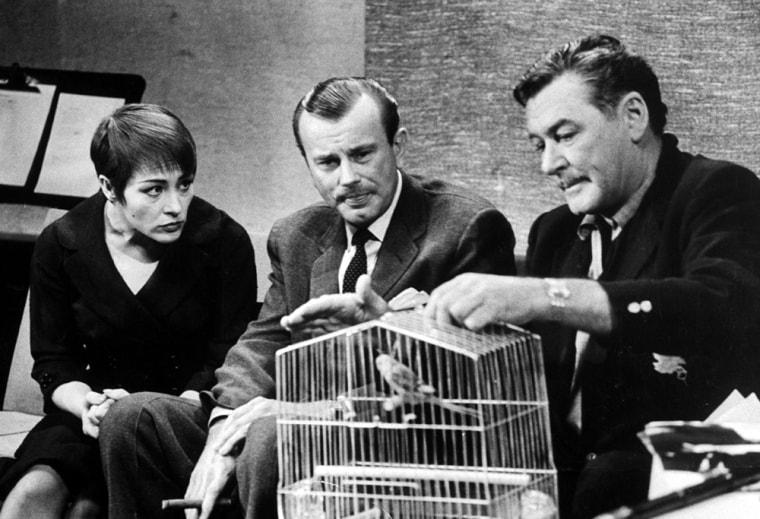 Errol Flynn On 'The Jack Paar Show'
