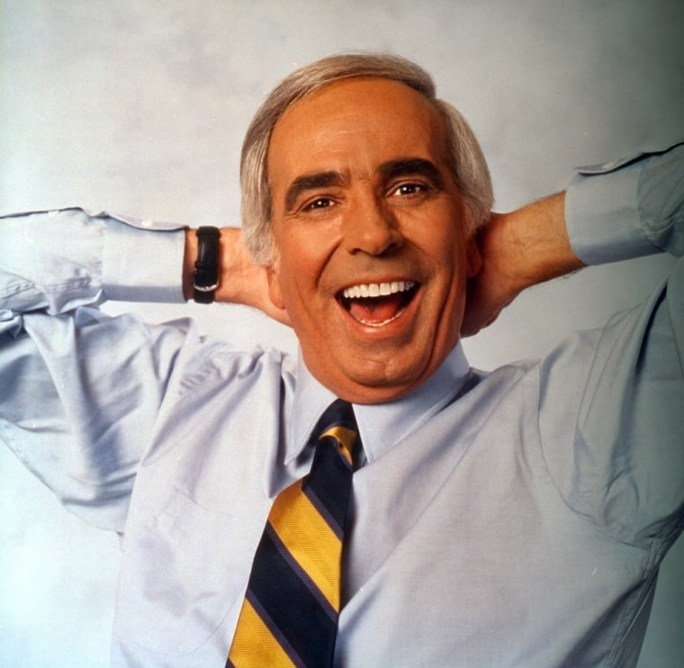 Portrait of Tom Snyder