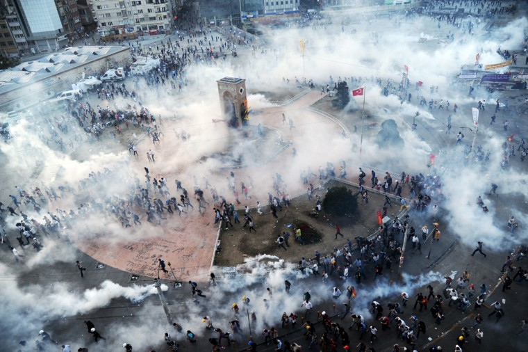 Image: TOPSHOTS-TURKEY-POLITICS-UNREST