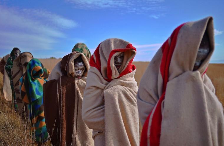 Image: TOPSHOTS-SAFRICA-POLITICS-HEALTH-MANDELA
