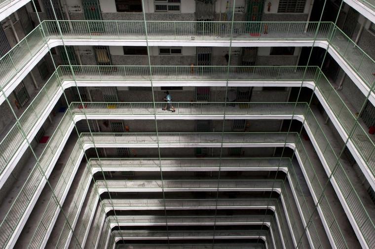 Image: TOPSHOTS-HONG KONG-PROPERTY-ECONOMY-HOUSING