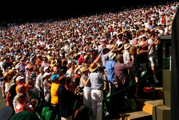 Image: The Championships - Wimbledon 2013: Day Thirteen