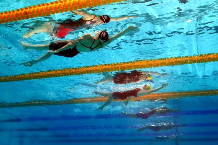 Image: Swimming - 15th FINA World Championships: Day Eleven