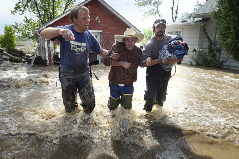 Image: Clorado Flooding