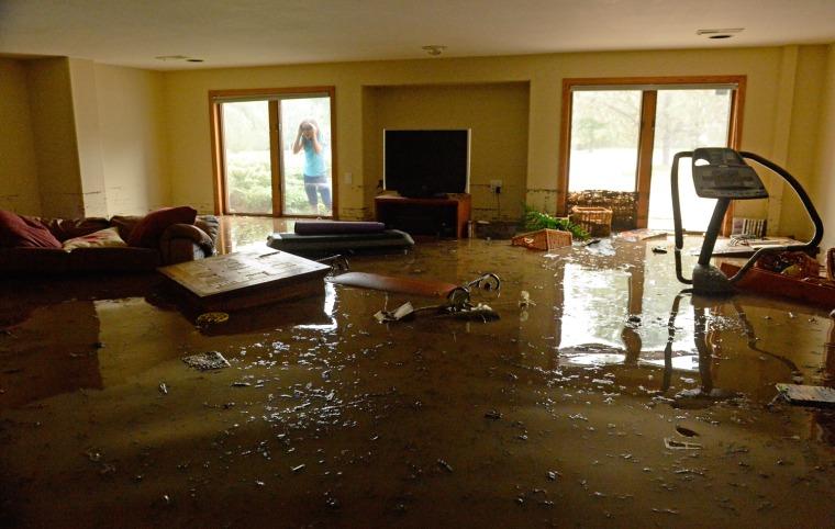 Image: Massive flash flooding in Colorado