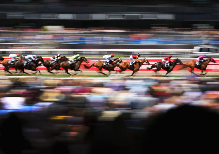 Image: *** BESTPIX *** Melbourne Cup Day