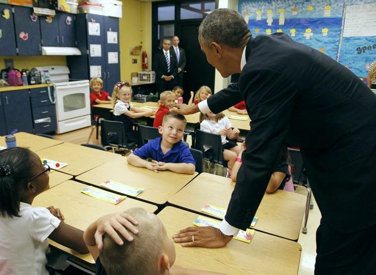Image: President Obama Visits Tampa