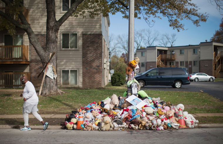 Image: Ferguson Waits For Grand Jury Findings In Death Of Michael Brown