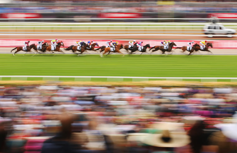 Image: Melbourne Cup Day