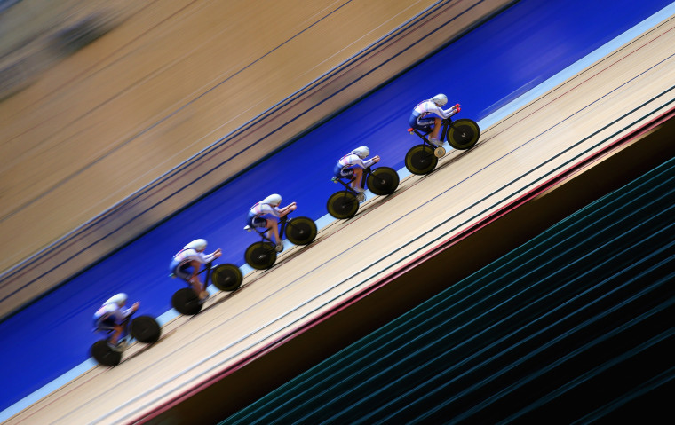 Image: BESTPIX Team GB Cycling Media Day
