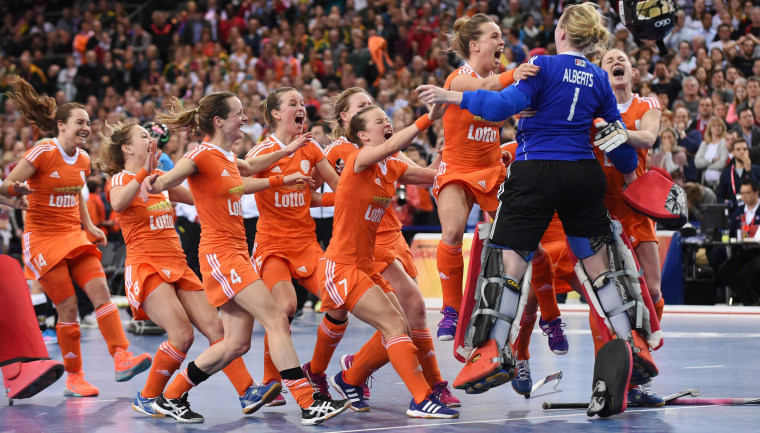 Image: Indoor Hockey World Cup