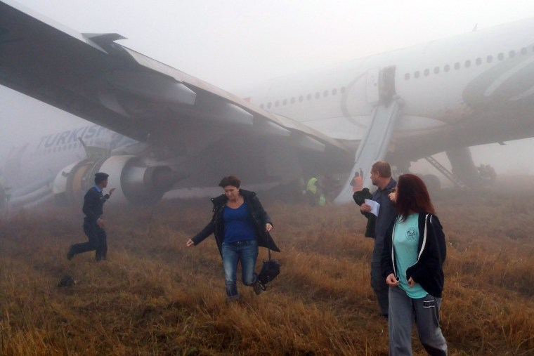 Image: TOPSHOTS-NEPAL-ACCIDENT-AVIATION