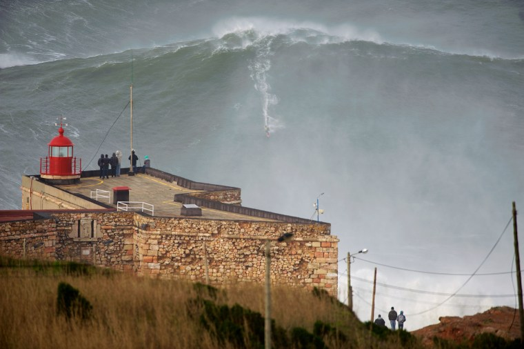 Image: SURFING THE WORLDS BIGGEST WAVE