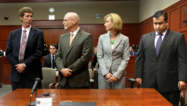 Image: BESTPIX  George Zimmerman Found Not Guilty In Death Of Trayvon Martin