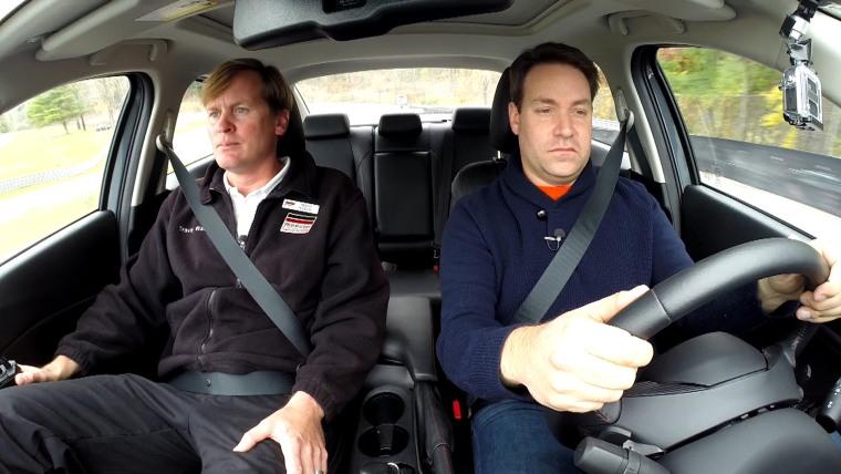 Jeff Rossen drowsy driving.