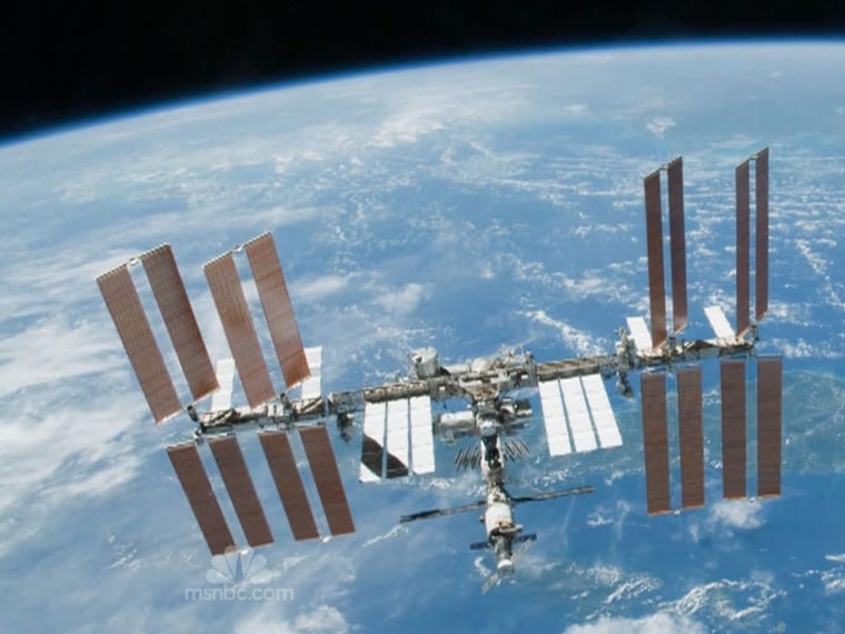 NASA canceled plans for a debris avoidance maneuver on the International Space Station, a 450-ton orbiting outpost.