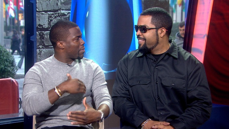 Image: Kevin Hart and Ice Cube