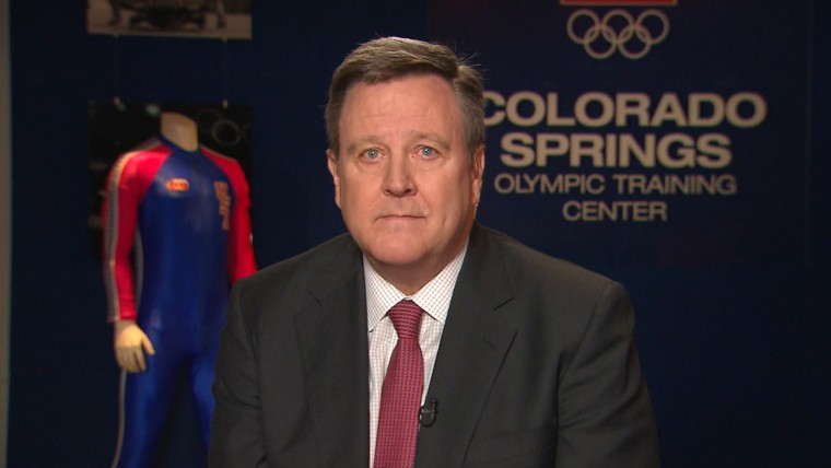 US Olympic CEO