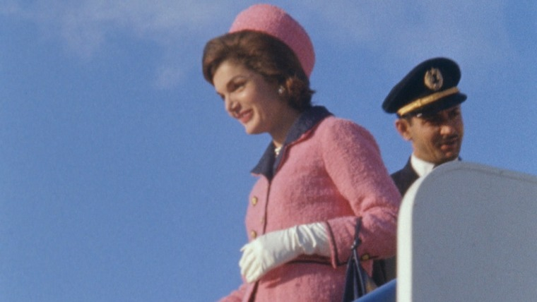 Jackie Kennedy's iconic pink suit: A piece of American history