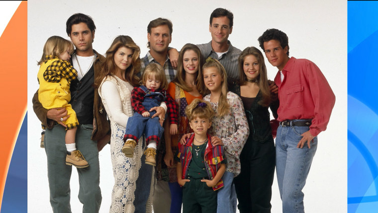 "Image: ""Full House"" cast"