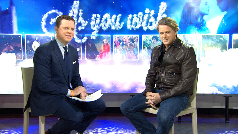 Willie and Cary Elwes