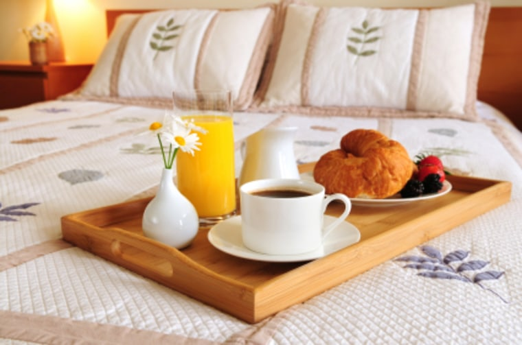 For those worried about the extra costs hotels often apply to visitors, bed-and-breakfasts tend to offer more bang for your buck.