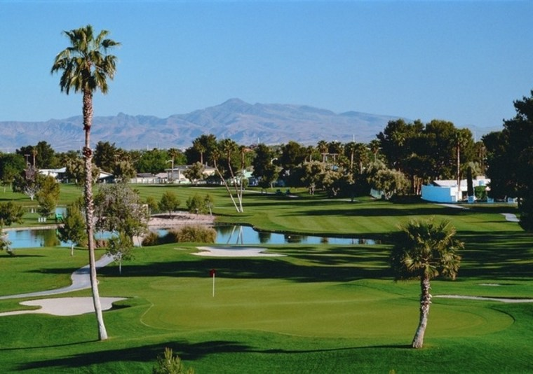 Las Vegas National is a great value, especially if you book an afternoon or evening tee time.